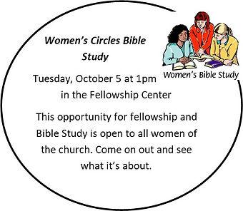 Women's Ciircles Tuesday Bible Study Fall 2021.jpg