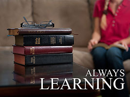 Holy Trinity Bible Study Opportunities