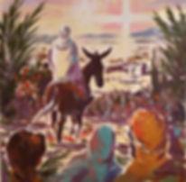 Holy Trinity Palm Sunday Worship