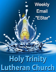 "Holy Trinity's Weekly Email ""EStar"""