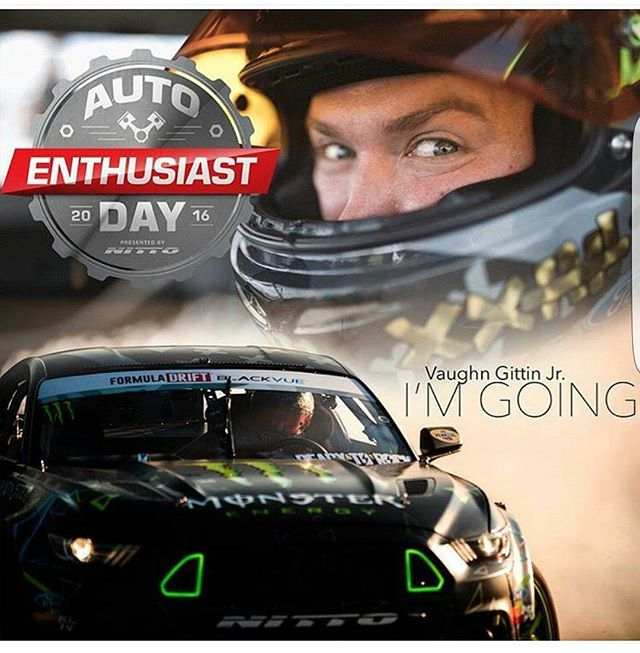 Whos going_! #nitto #autoenthusiast _monsterenergy #vaughngittinjr__________________________________