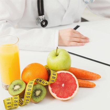 抗四高、減重飲食營養指導計劃