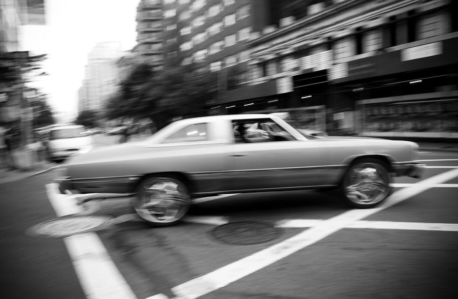 NY car