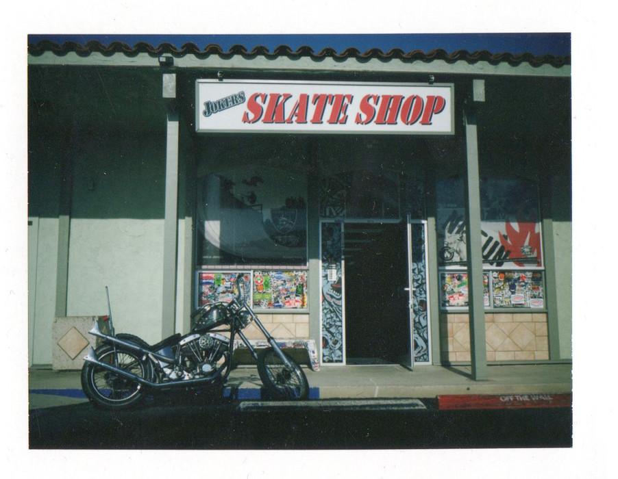 Jokers Skateshop