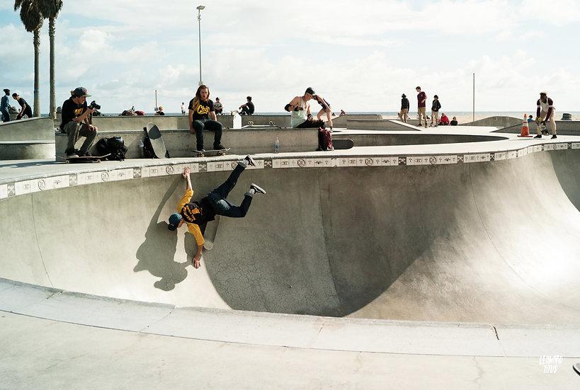 Chris Russell Venice Bowl