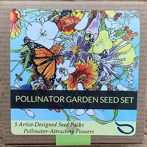 Pollinator Garden Boxed Seed Collection
