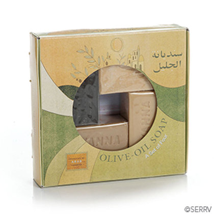 Galilee Olive Oil Soaps Made in Israel. Fair Trade