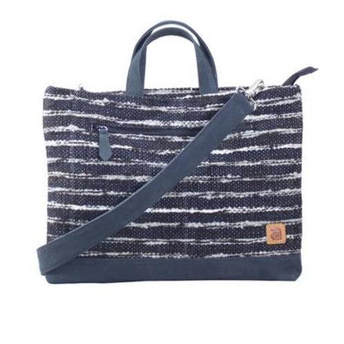 Achiote Guatemalan Goods - Jaspe Laptop Bag - Black