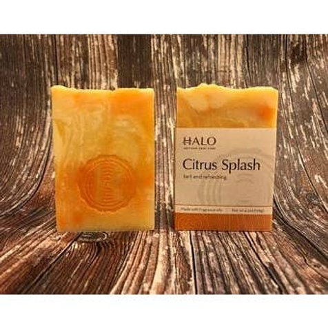 Halo Artisan Skin Care Bar Soap- Available in 2 scents