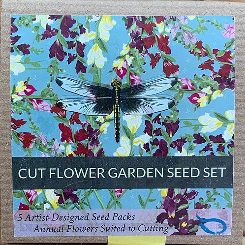 Cut Flower Garden Boxed Seed Collection