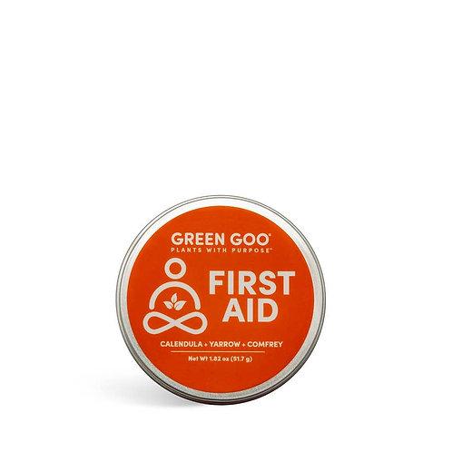 Green Goo by Sierra Sage Herbs -First Aid Tin