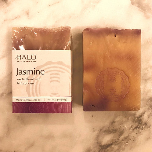 Halo Artisan Skin Care Bar Soap- Available in 5 scents