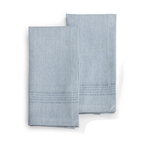 Cotton, Hand Woven, Fair Trade Napkin Set of 2