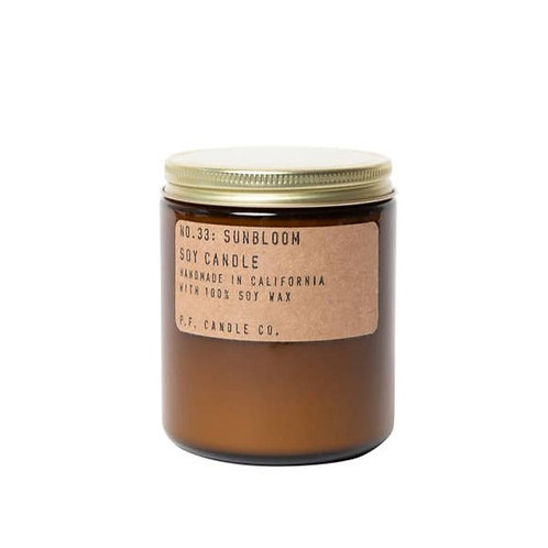 P. F. Candle Co. -Sunbloom - 7.2 oz Standard Soy Candle