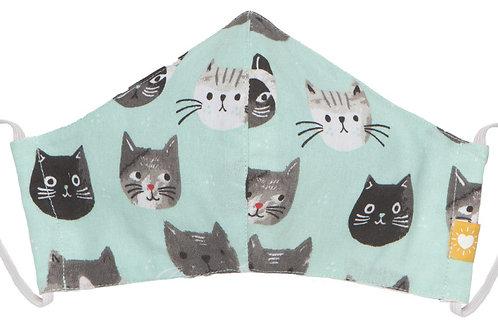 Take Cover Mask- Cats Meow or Cactus Garden