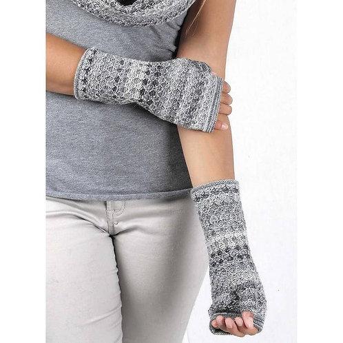 Alpaca Gloves - Printed