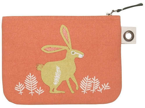 Hill & Dale Large Zip Pouch