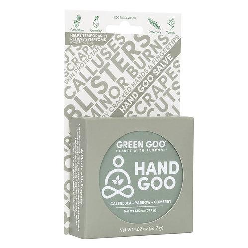 Green Goo by Sierra Sage Herbs- Hand Goo