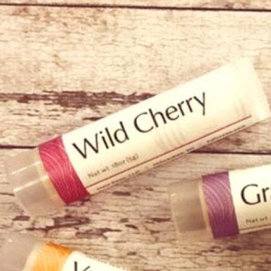 Wild Cherry Vegan Lip Balm