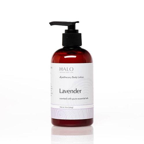Lavender Oil Lotion