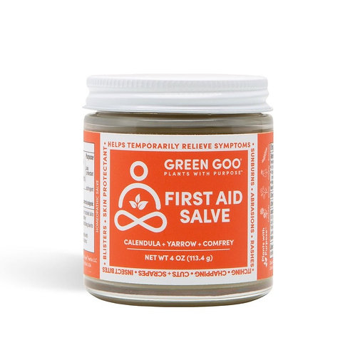 Green Goo by Sierra Herbs- First Aid Salve