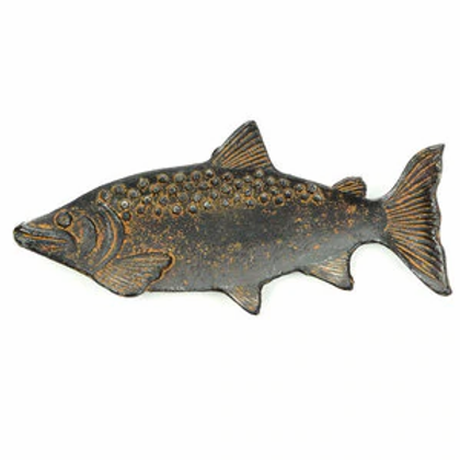 Cast Iron Fish Tray