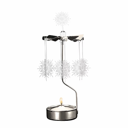 Scandinavian Rotary Candle -available in 3 styles
