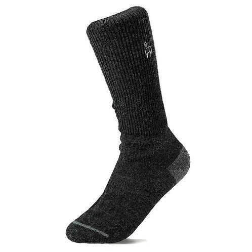 Alpaca Socks - Business - Black. Sz L