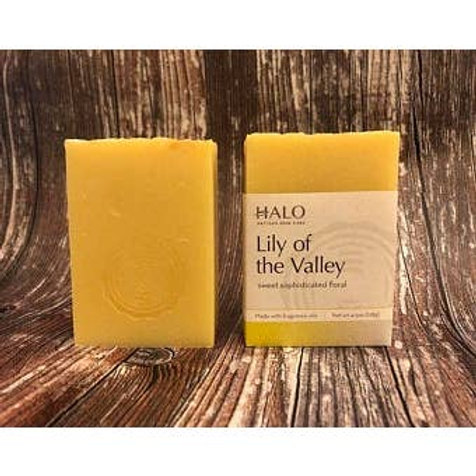 Halo Artisan Skin Care Bar Soap- Available in 4 scents