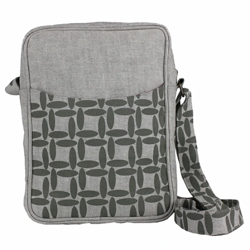 Cotton Crossbody Bag. Fair trade