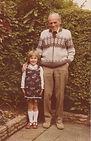 Zoe & Grandad photograph
