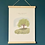 Thumbnail: Nettlefold Oak Tree - Spring - A3 print