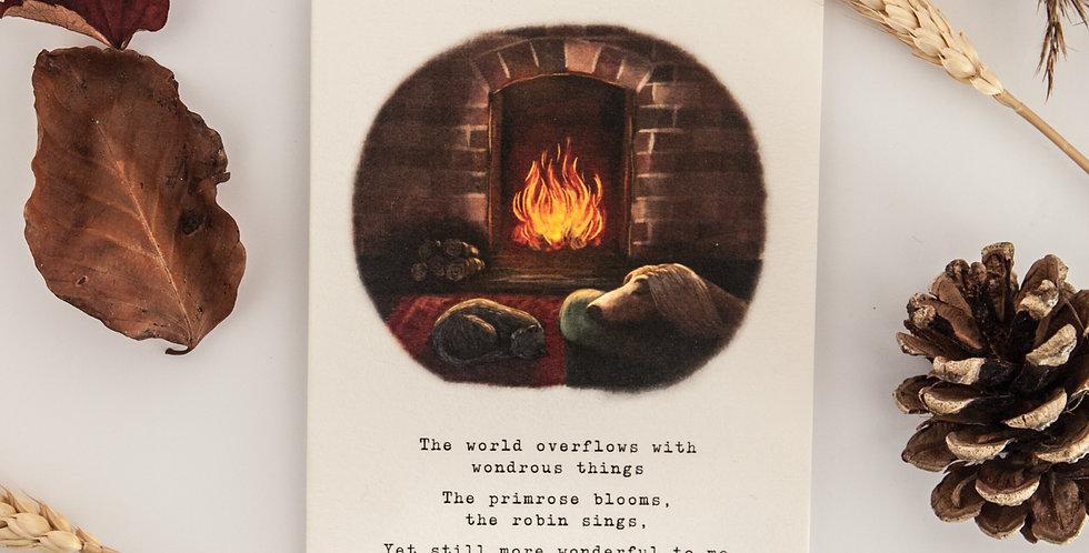 Fireside - pack of cards