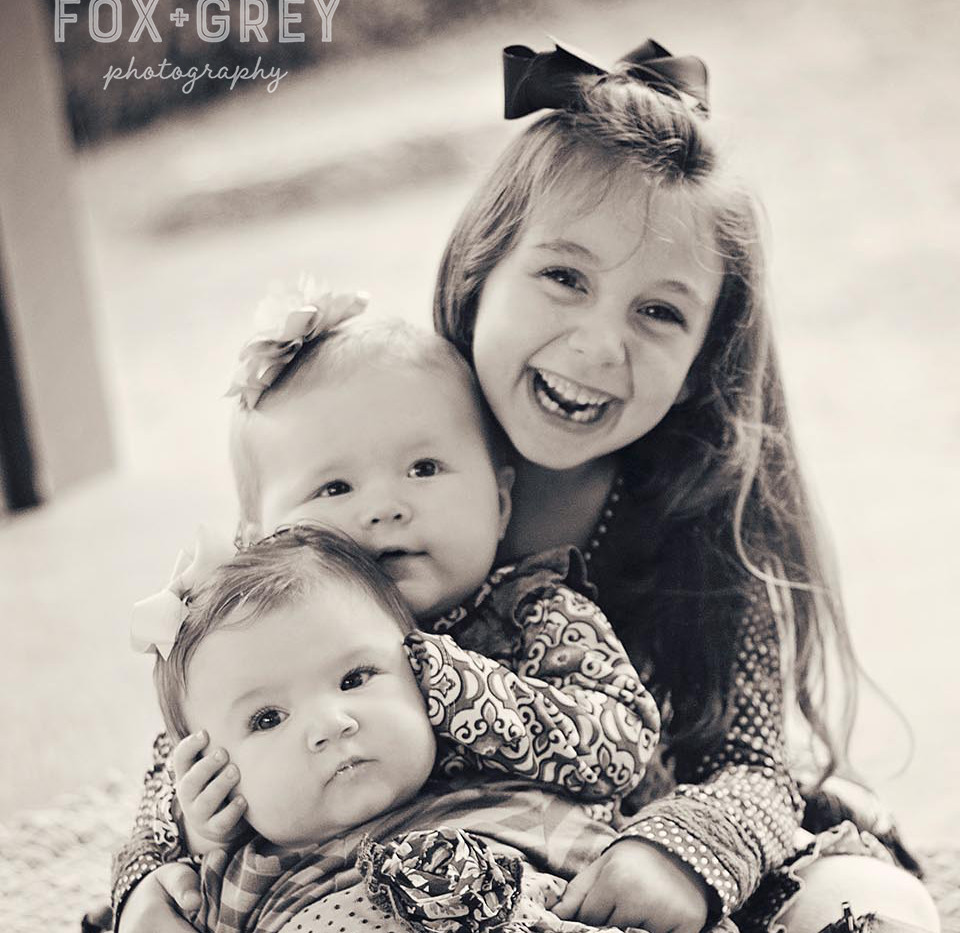 Fox + Grey Children Photography