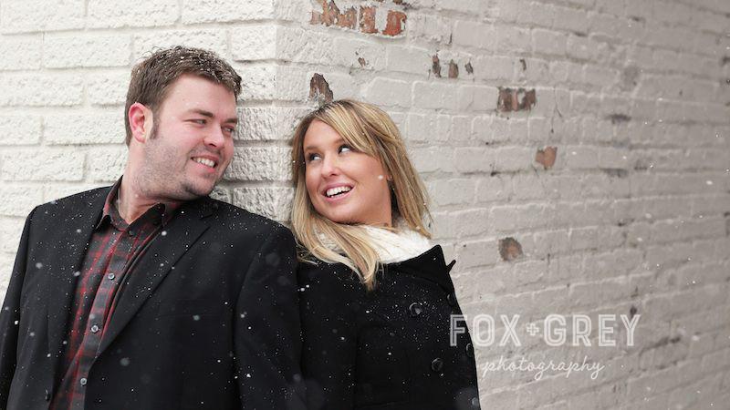 Fox + Grey Couples Photography