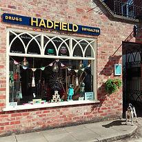 Hadfield shop today