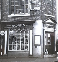 the old shop on the corner of mill street and stanley street