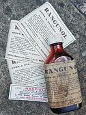 Rangunol, a gun and tackle care oil developed by Charles Hadfield
