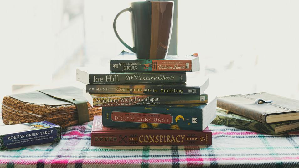 Coffe & Fine Literature