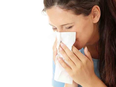 Αλλεργική ρινίτιδα και ποιότητα αέρα