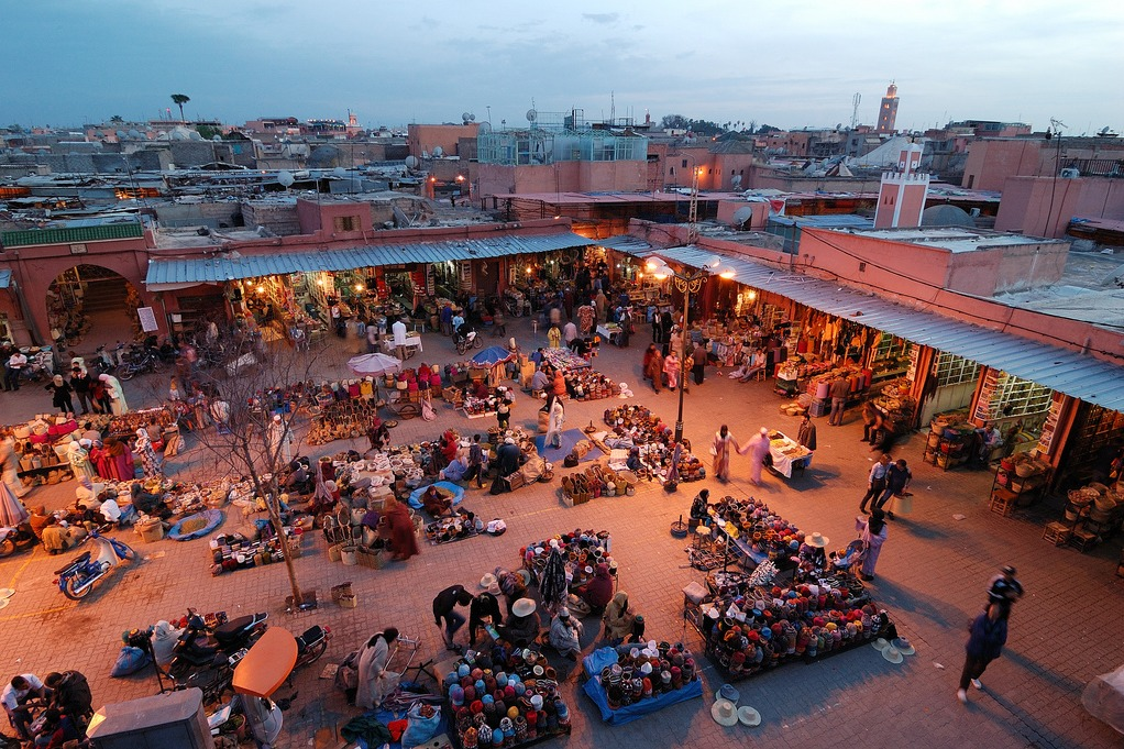 Market entry in North Africa