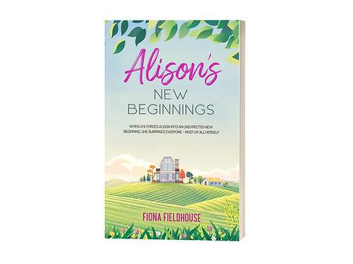 Alison's New Beginnings