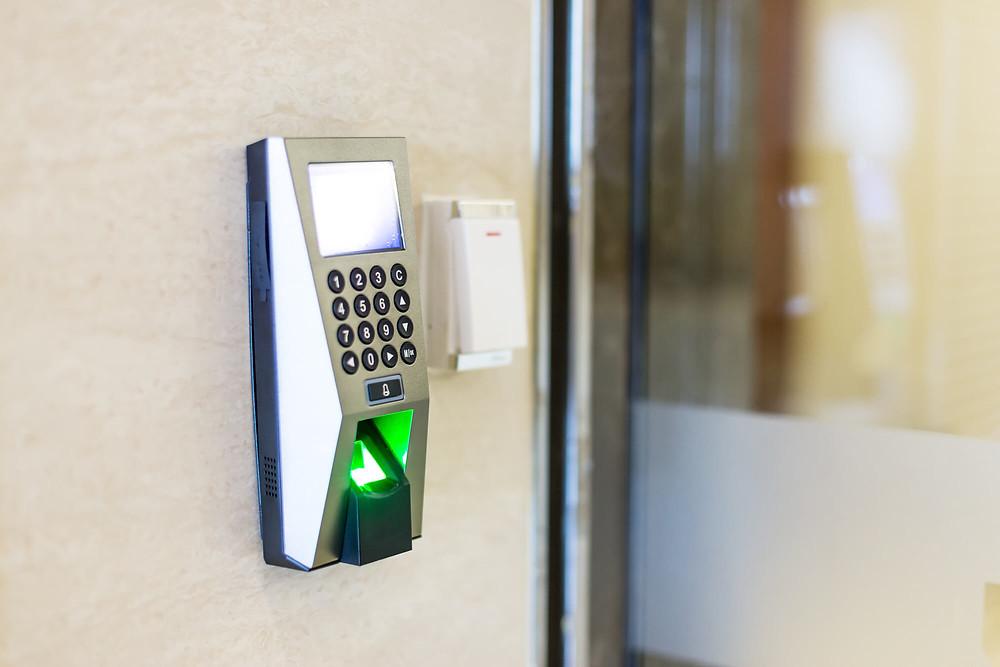 Ponto eletrônico fixo que será substituido por apontamento móvel de ponto, de acordo com a portaria 373