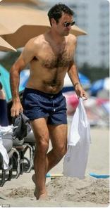 Roger Federer abs