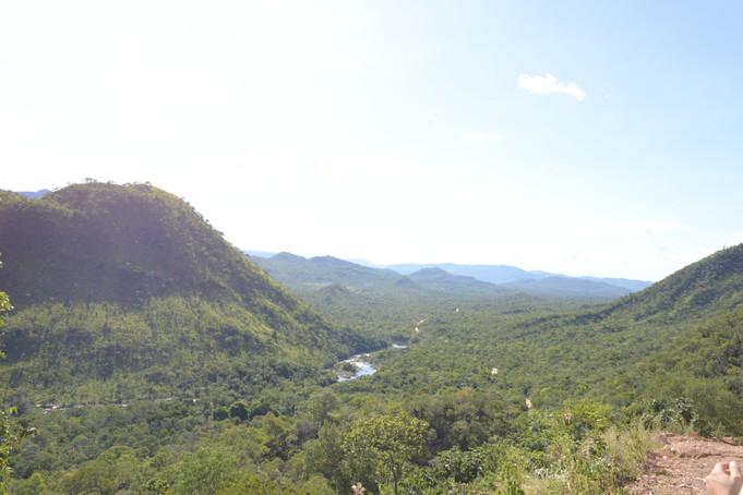 Trabalho de campo. Comunidade kalunga de Cavalcante-GO