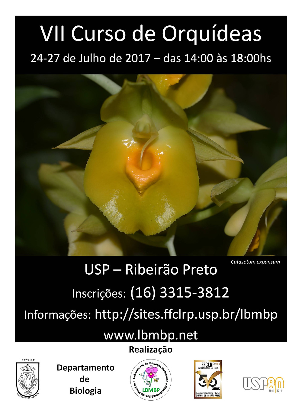 VII Orchid Course