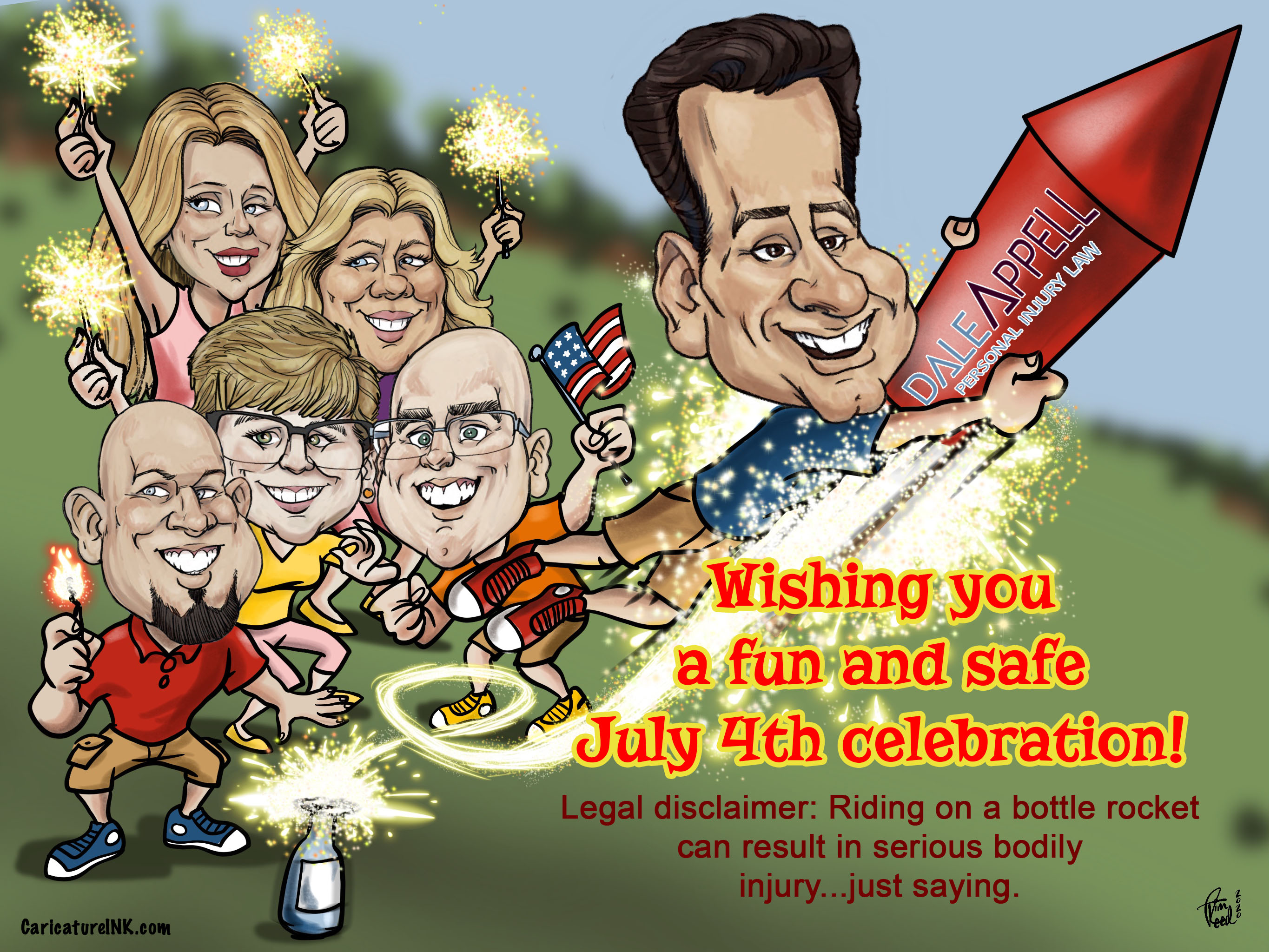 2020-4-8 DaleAppell_4th_July_Card (2) co