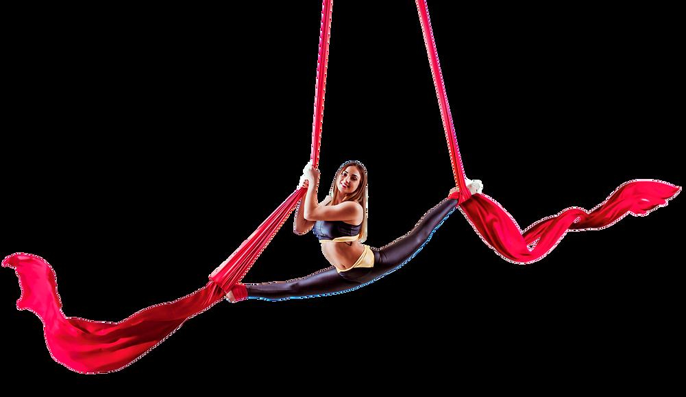 кольцо для воздушной акробатики