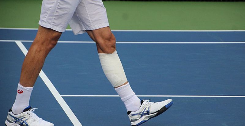 You Heard of Tennis Elbow... Now, Meet it's Evil Cousin, the Tennis Leg.