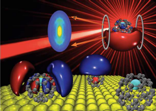 Endohedral Fullerene Molecular Switches